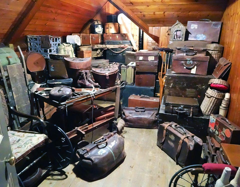 Débarrassez votre garage