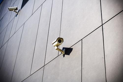 Vidéosurveillance à Nice