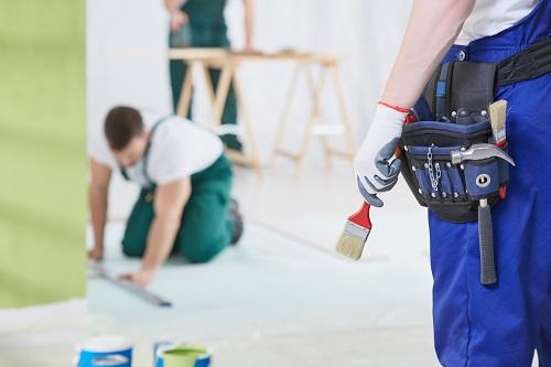 Travaux de rénovation à Nice